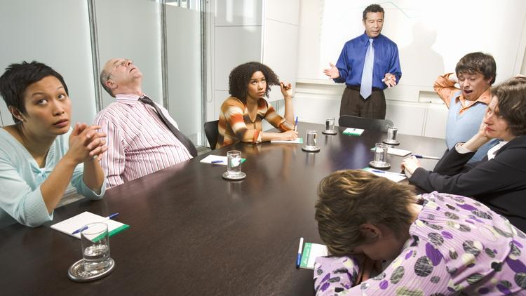 Your actual office building may be affecting your productivity.  IMAGE PROVIDED BY GETTY IMAGES (BIG CHEESE PHOTO)