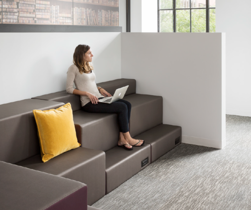 collaborative space or private offices office interiors