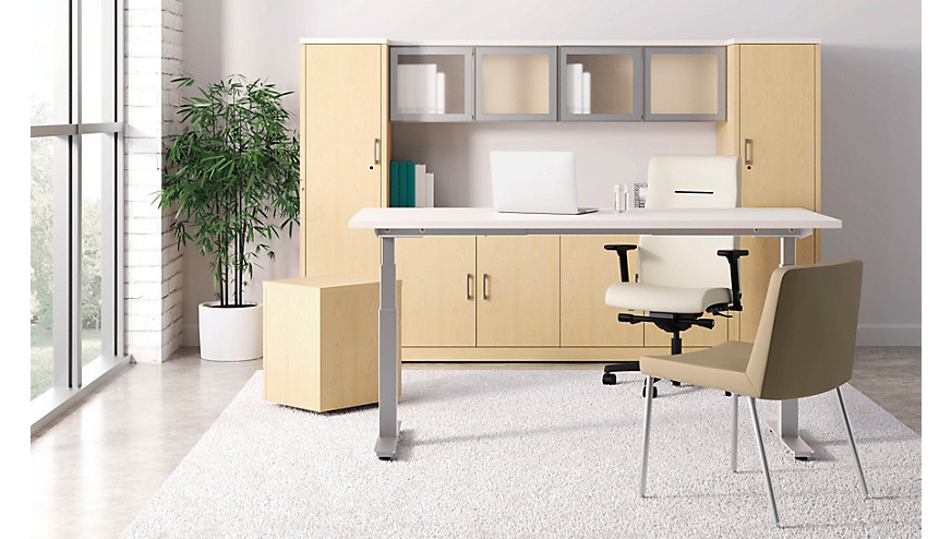 Coordinate Height Adjustable Base 10500 Private Office 2