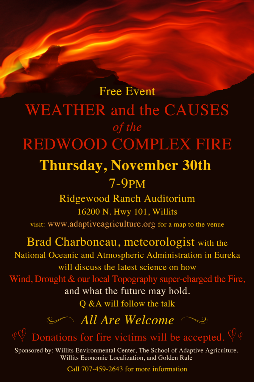 Redwood Complex Fire poster 9x12.png