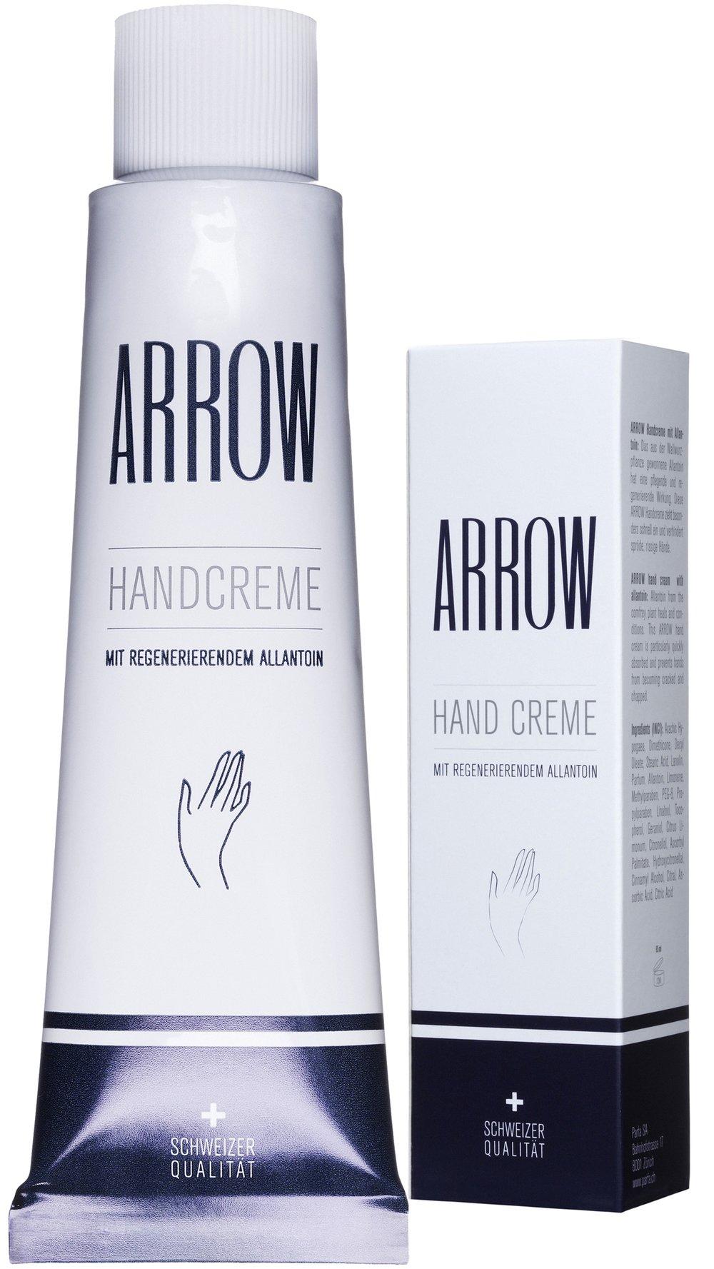 ARROW Handcreme mit regenerierendem Allantoin