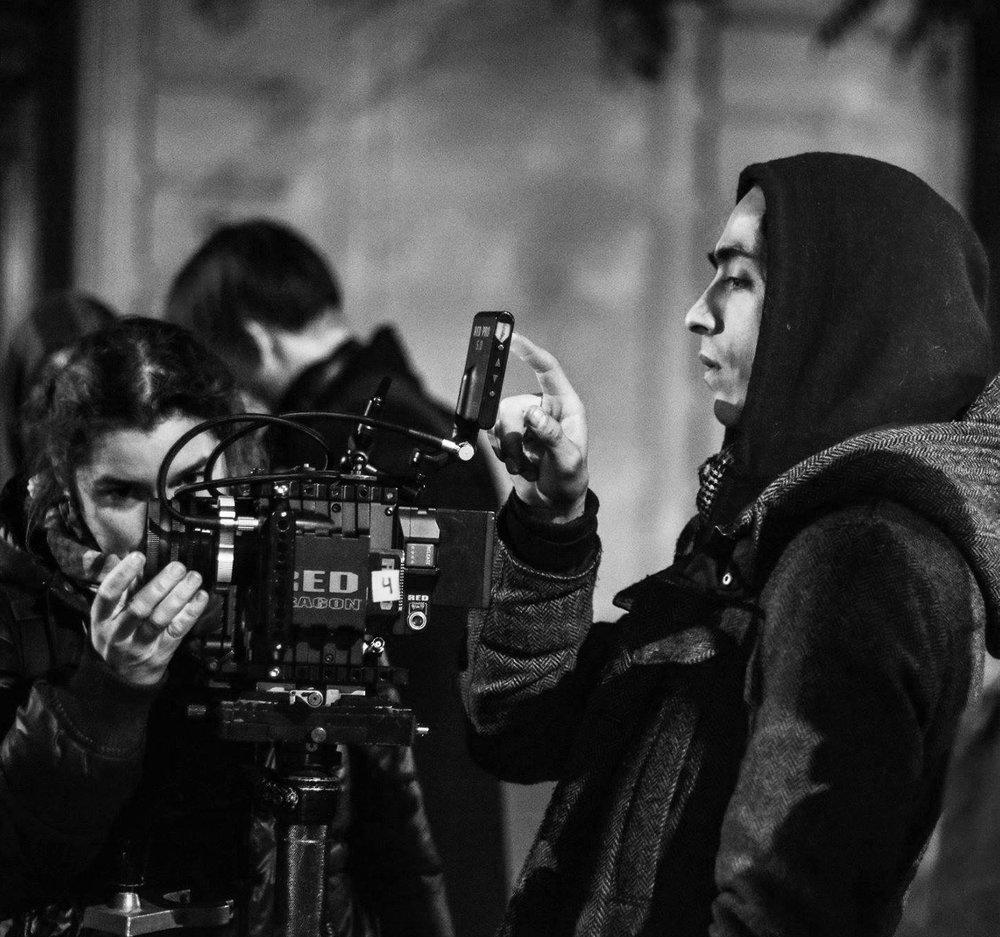 Nicolas Vallejo - Director of Photography