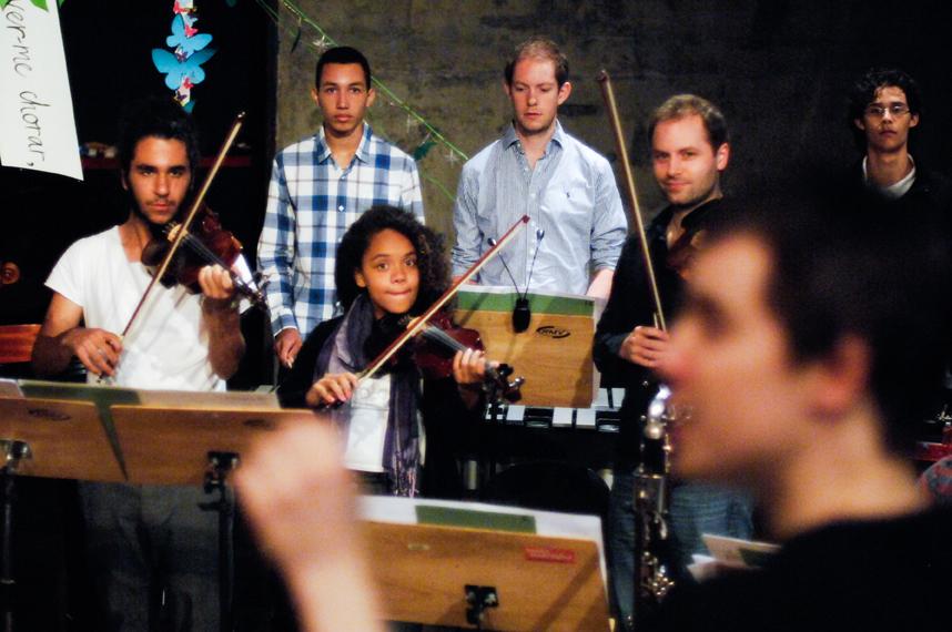 Transform Music: Aurora Orchestra & Projeto Guri Santa Marcelina ©Dila Puccini