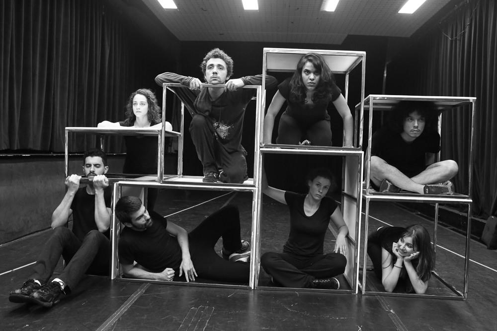 Transform Drama & Dance: Núcleo de Dramaturgia SESI - British Council -(New Playwrighting Development Center)© Fernando Bergamini