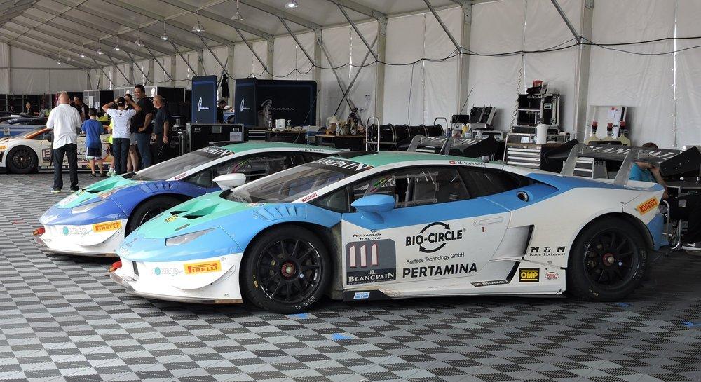 Lamborghini Super Trofeo Greg S Style Guide