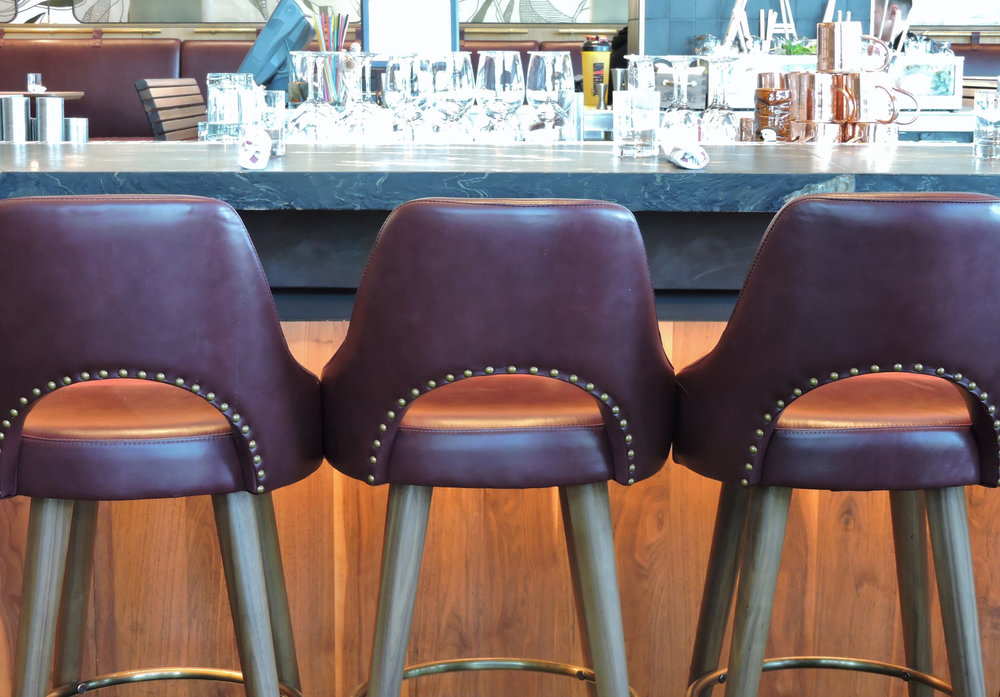 Earls Kitchen and Bar Bar Stools