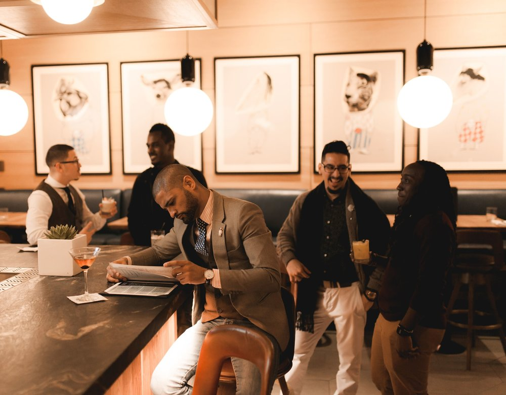 The Dapper Hour GregsStyleGuide Earls Kitchen and Bar Orlando