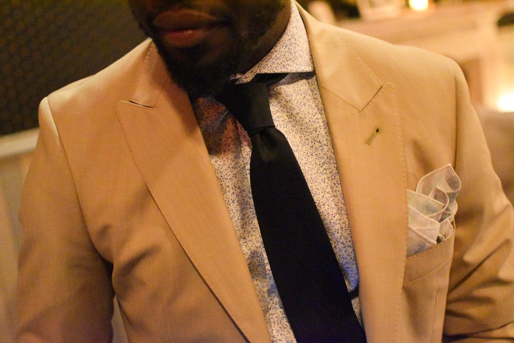 The Dapper Hour Secret Affair