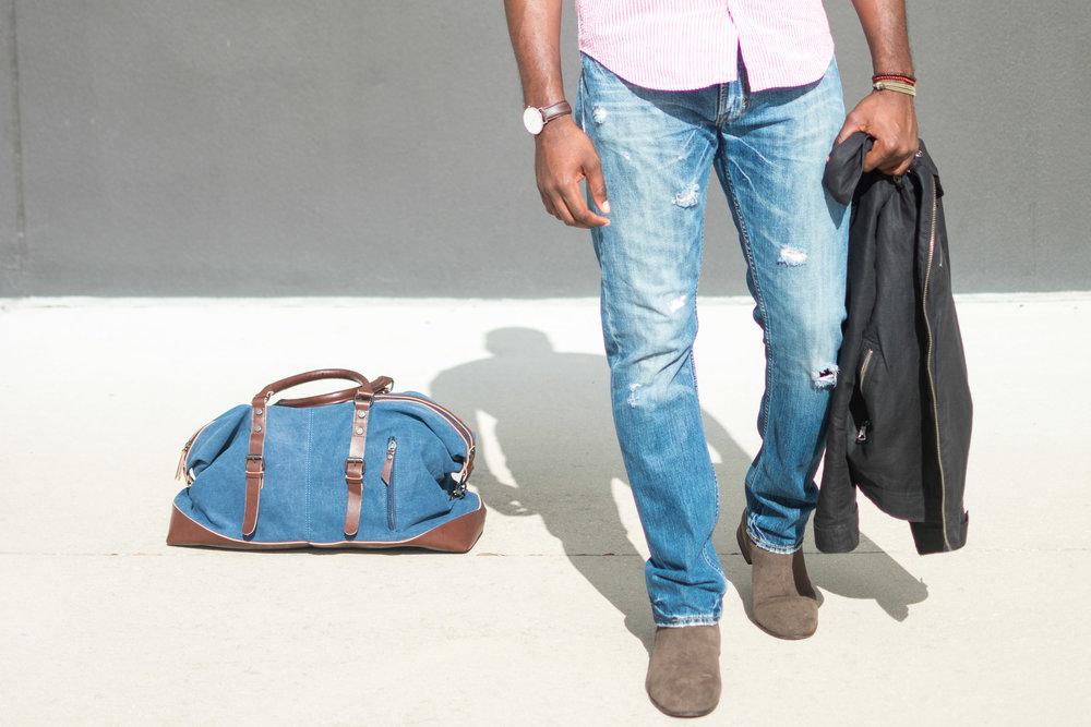 Mens Duffel Bag