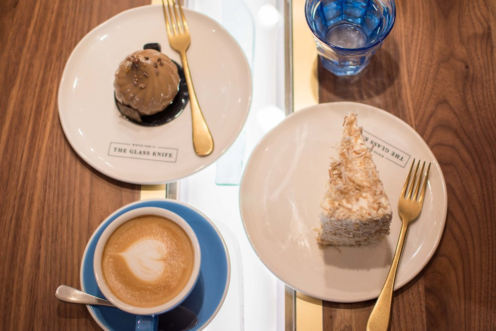 the glass knife winter park orlando bakery dessert review