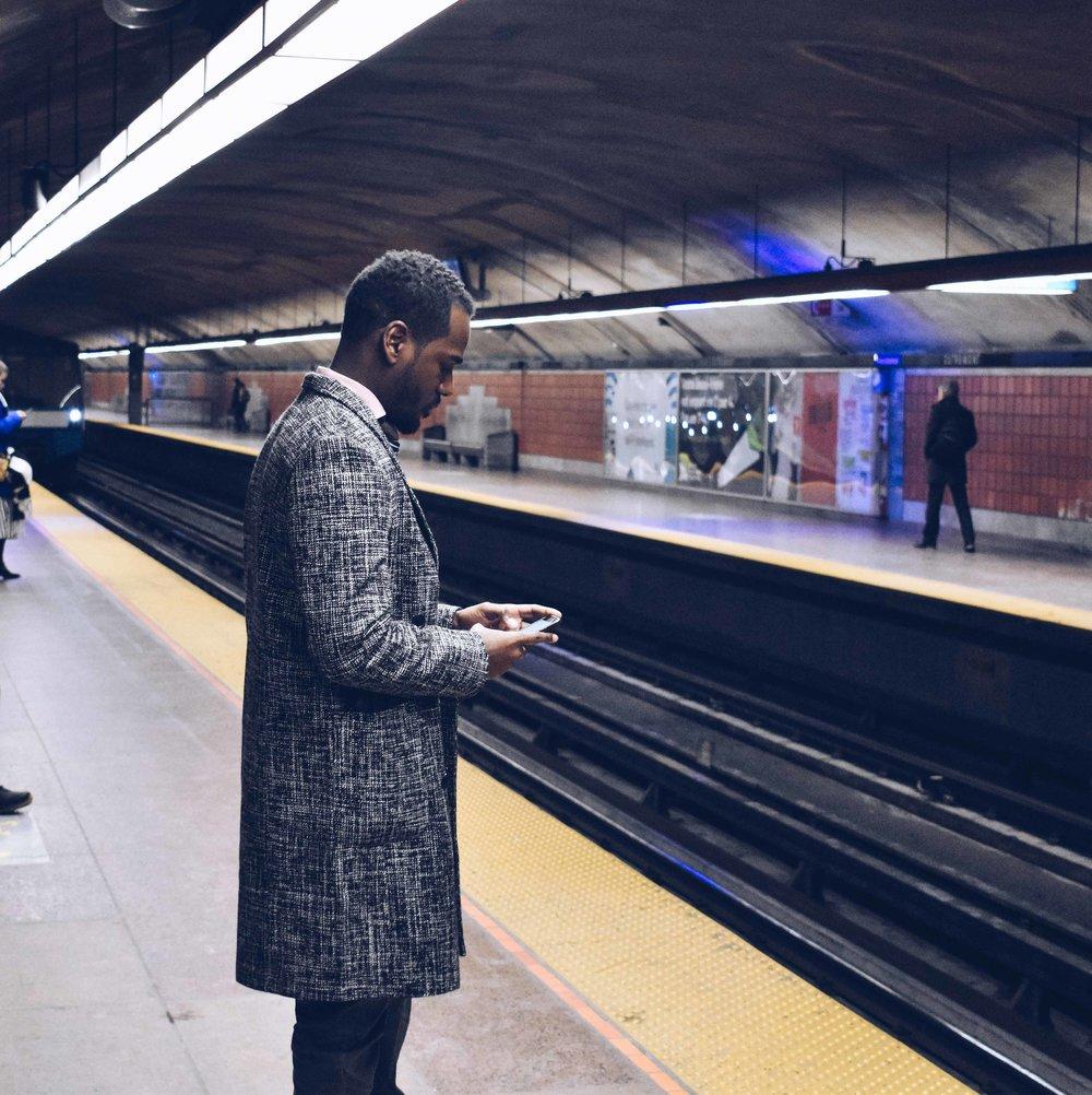 gregsstyleguide greg mcgregorson lenoxshotit montreal subway 2018 asos new look overcoat.jpg