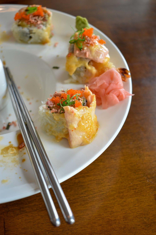 yamasan sushi harmony roll orlando gregsstyleguide food blog