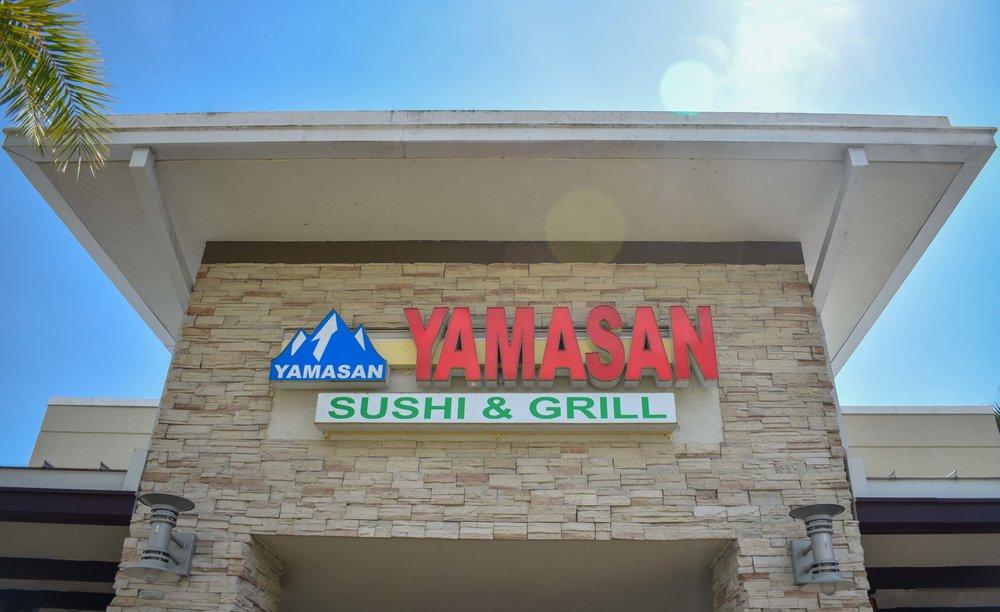 yamasan sushi what to eat orlando food