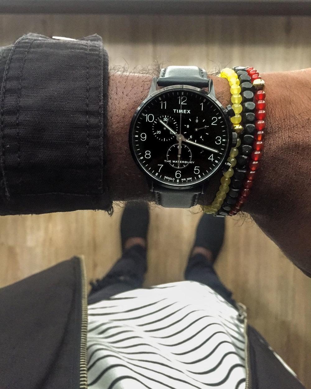 timex waterbury watch mens fashion