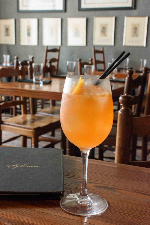 sylvain new orleans lazarus drink