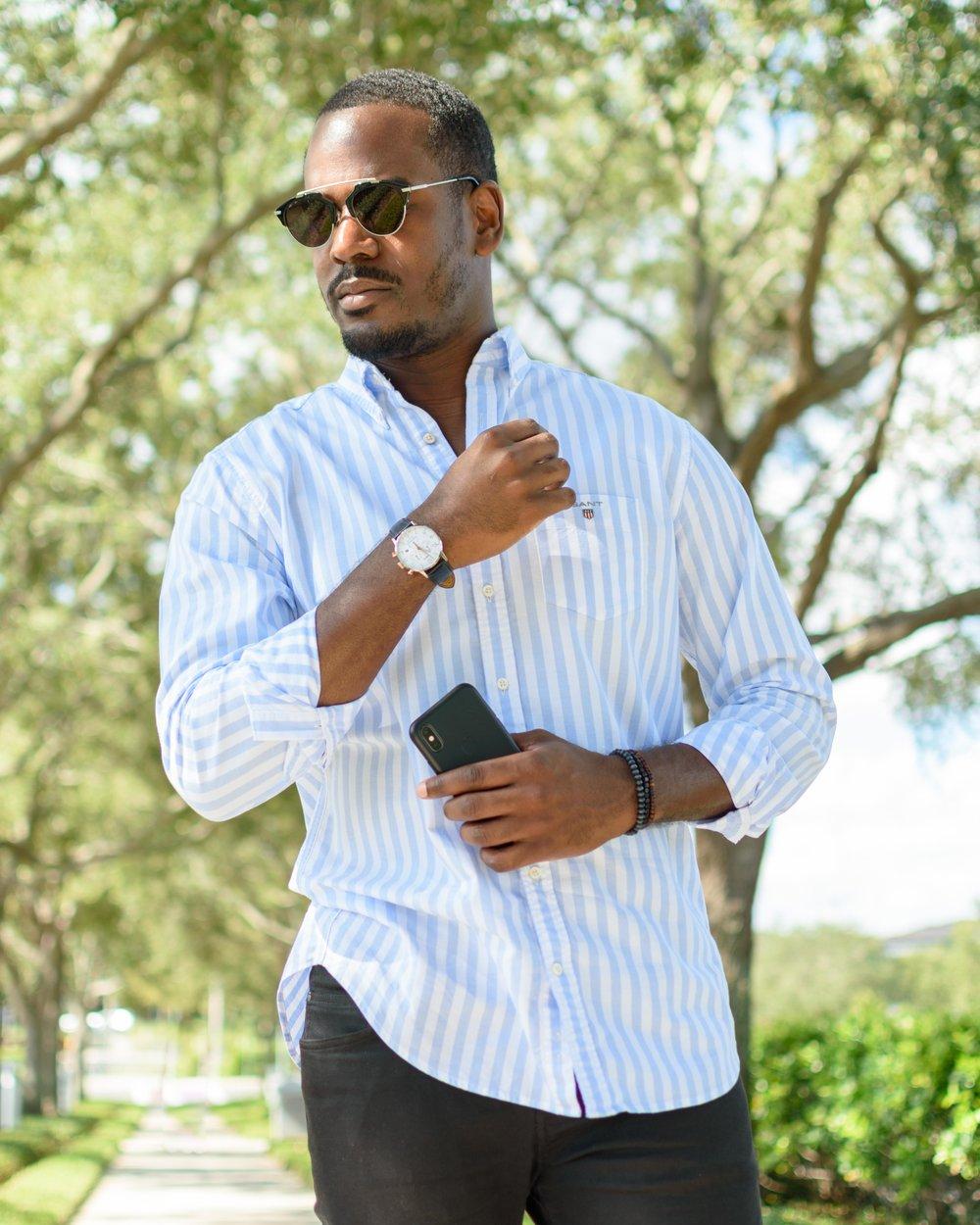 gant oxford banker shirt capri blue greg mcgregorson.JPG