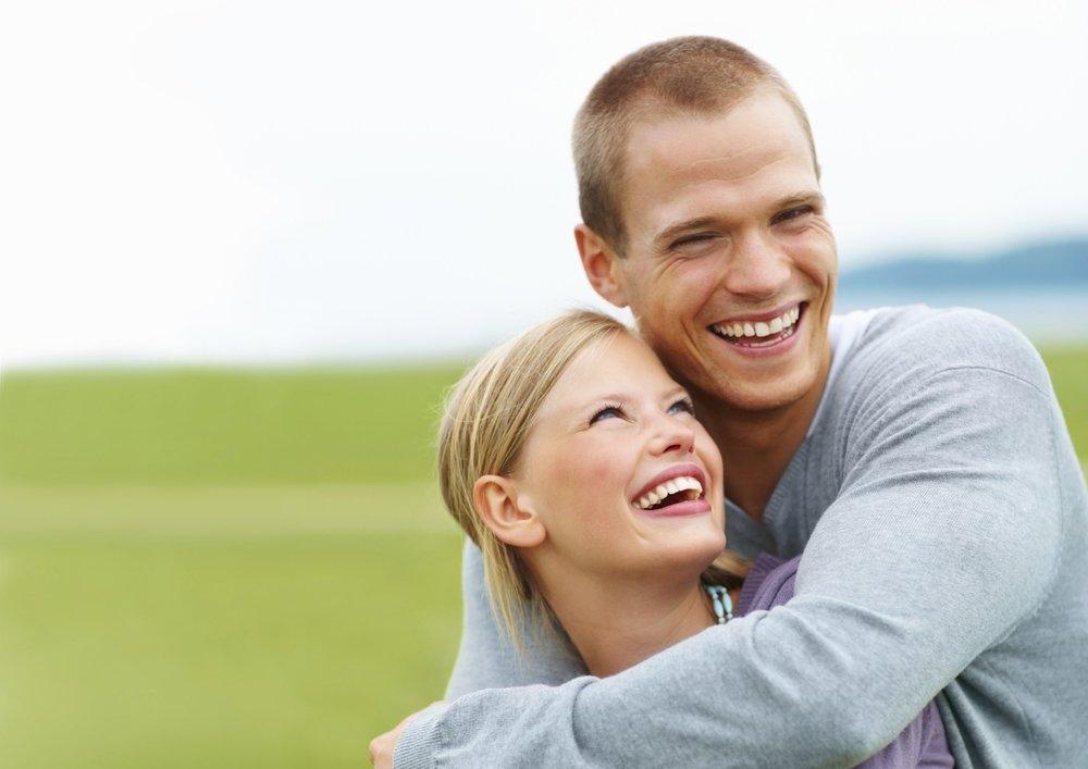 The Young Couple – Lisa & John