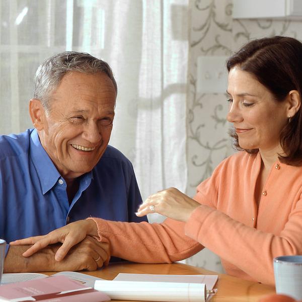 A Post-Retirement Couple – Howard & Pam
