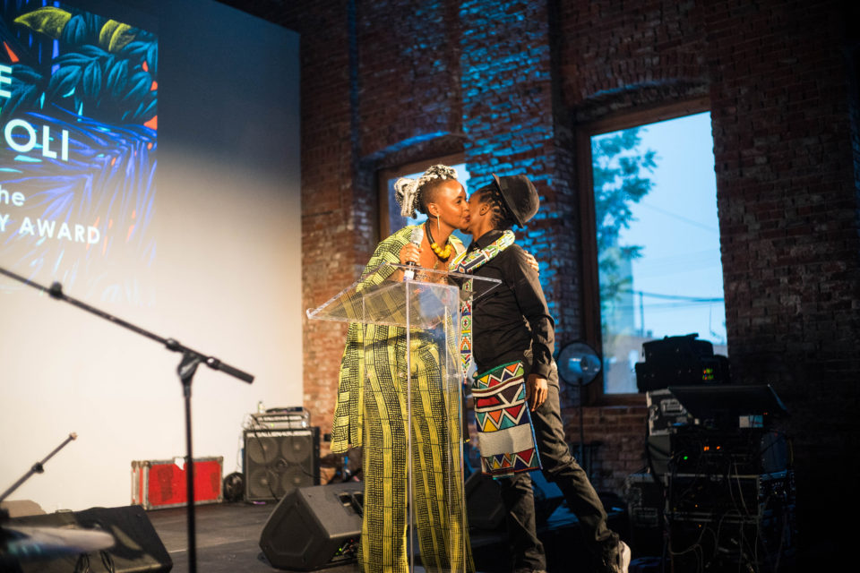 AFRICA'SOUT! 2016 benefit at Pioneer Works.