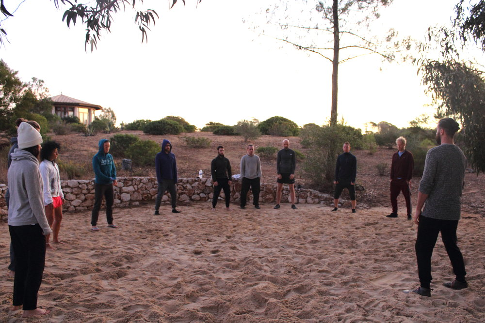 Moment of Inertia Retreat - Algarve 2017