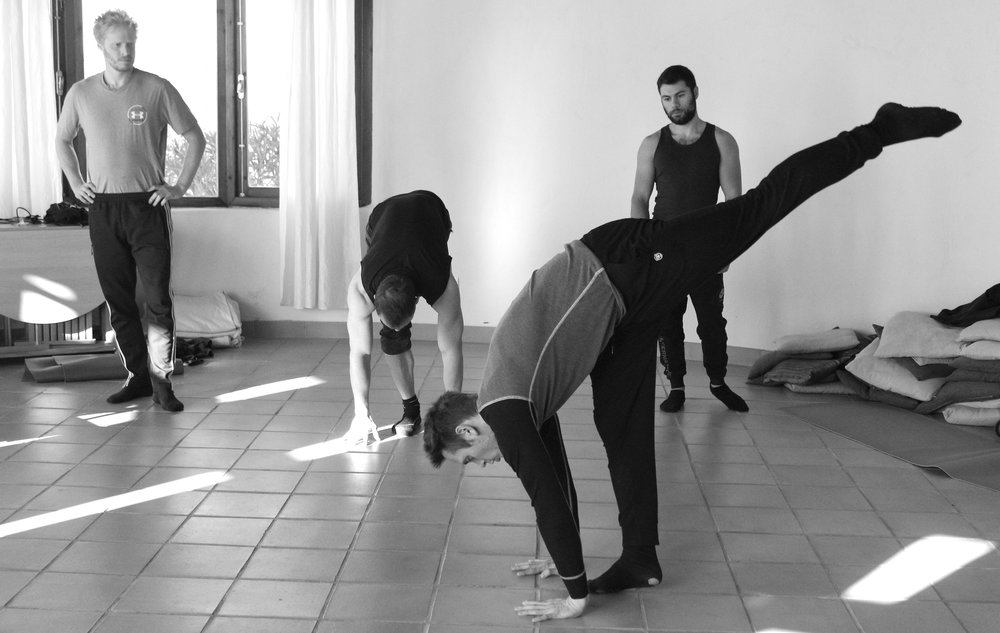 Inertia Retreat_Sunday Morning_Mikael Handbalancing_Seve_1.jpg