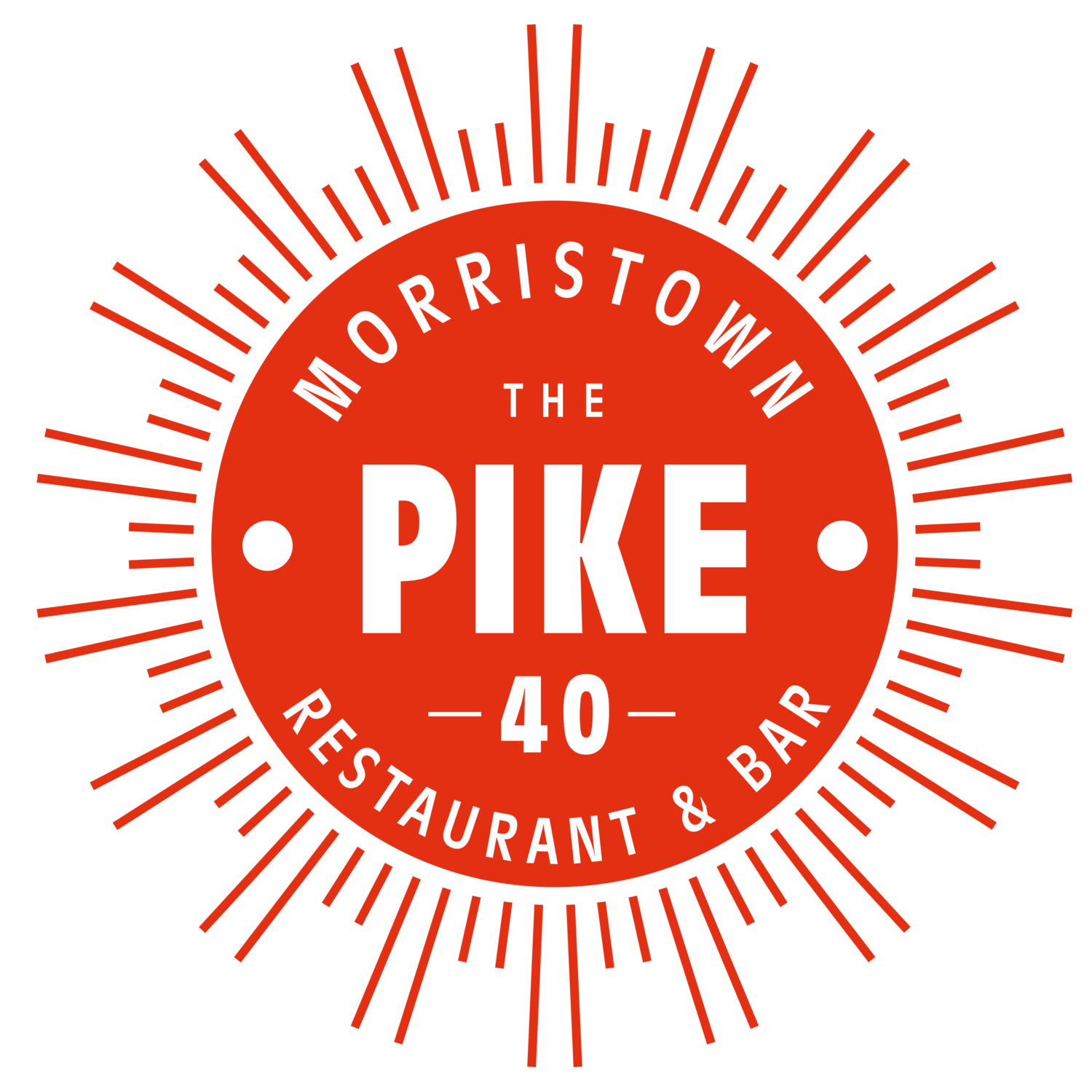The pike 40