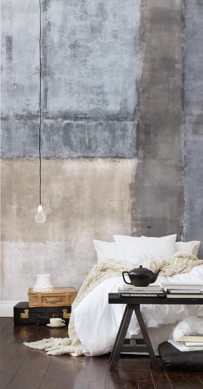 French Fancy. Industrial Bedroom.