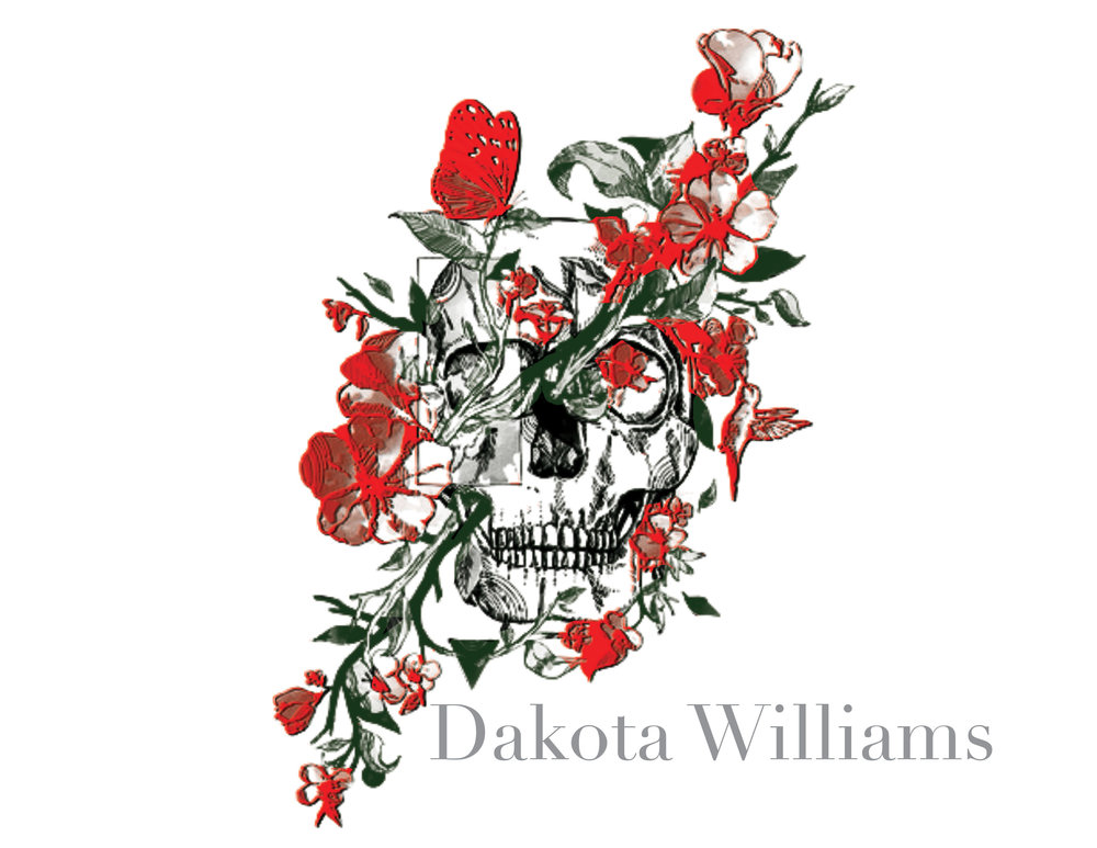 Dakota Williams Tattoo Logo