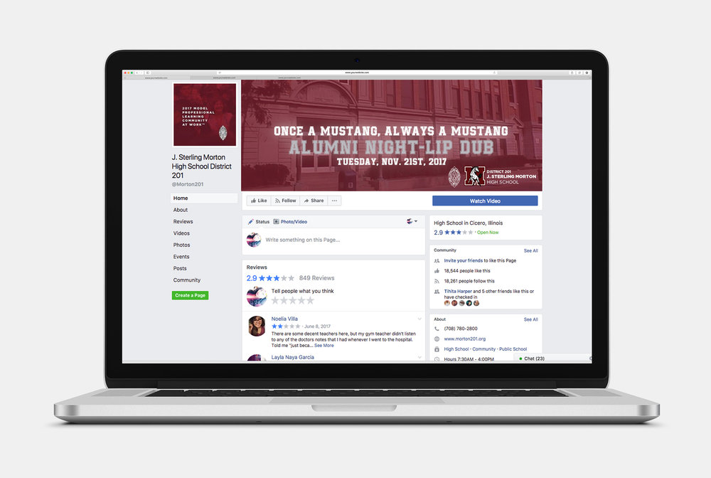 Alumni Video Facebook Cover Photo