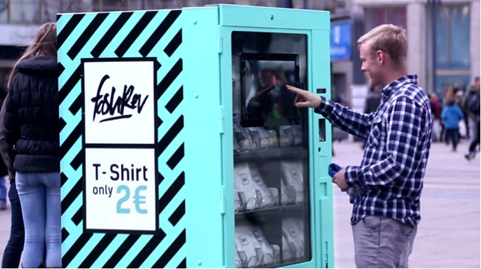 vending machine social impact