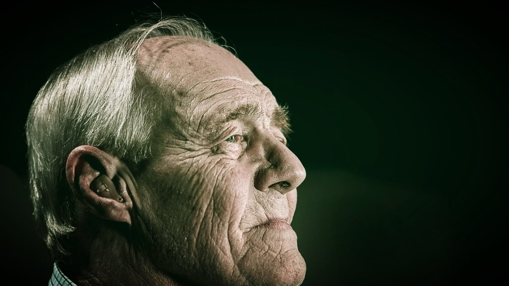 """<h1 style=""""color:white;""""><b>Caring for the elderly</b></h1>"""