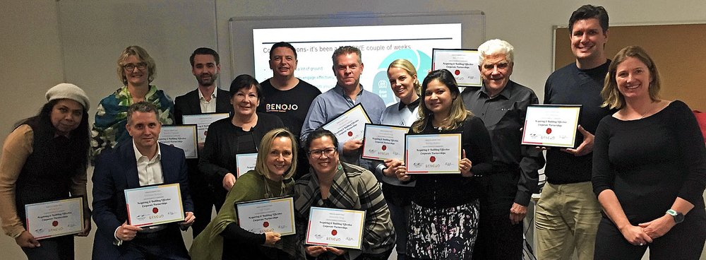 Building Effective Corporate Partnerships Graduates