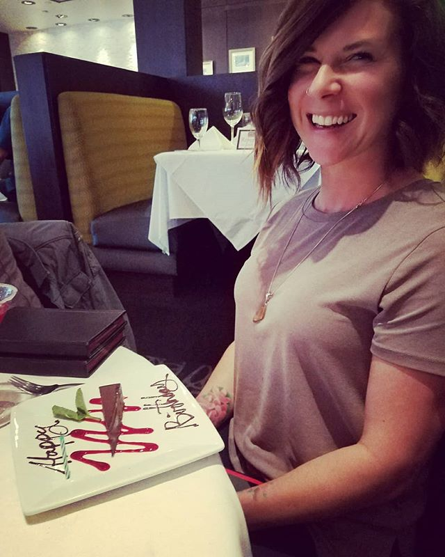 Celebrating Erin's Birthday with the Team. #boise #thisisboise #hbd #hairstylists