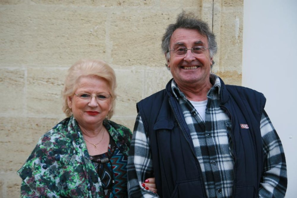 Regis & Jacqueline Lavau