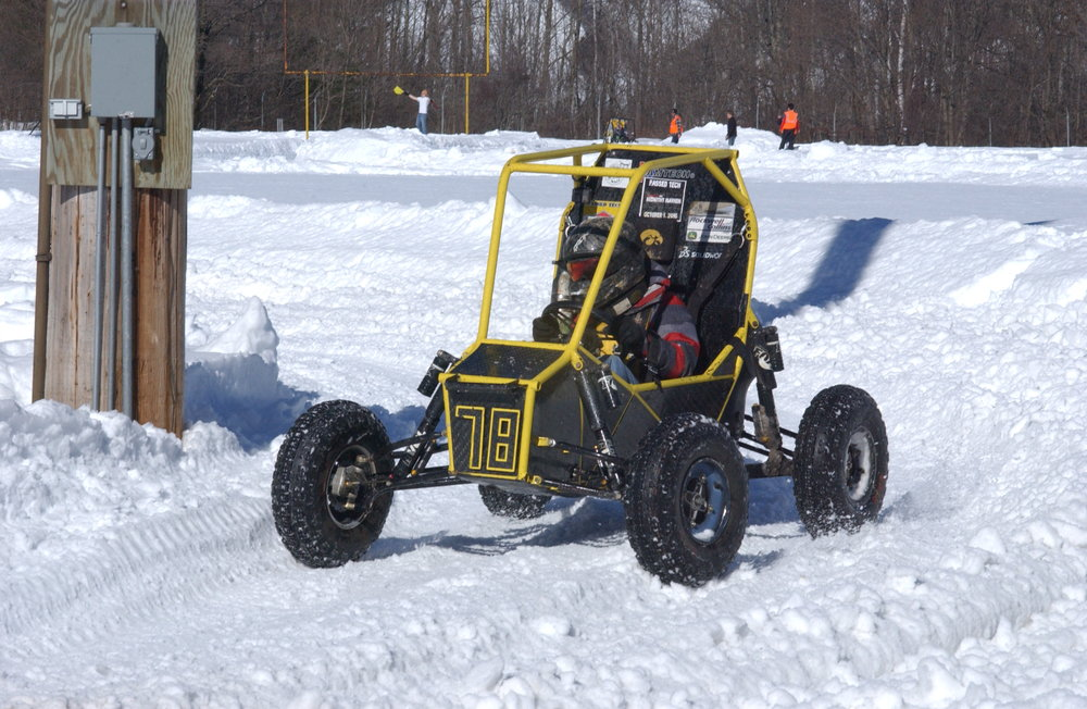 Car 78 at MTU Blizzard Baja 2017