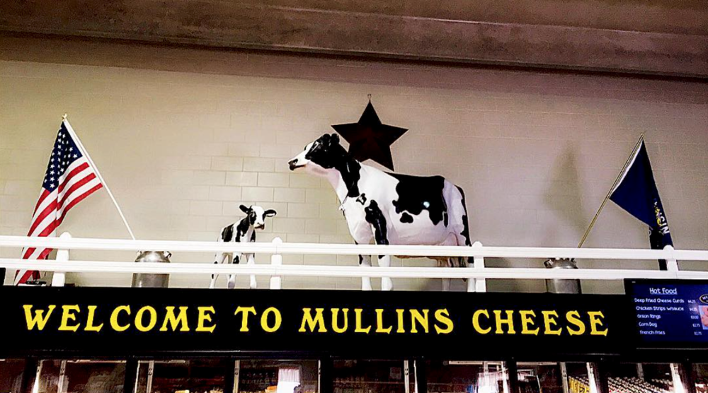 The Mullins Cheese Factory