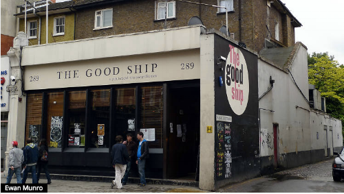 The excellent Good Ship will remain open