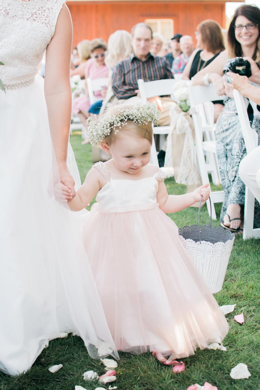Michaela + Josh   Farmington Wedding Reese Farm — Elizabeth Warrick