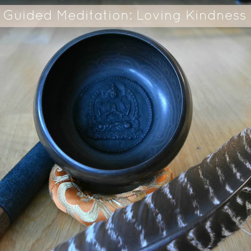 Singing Bowl of Compassion (Meditation begins 6min 30min)