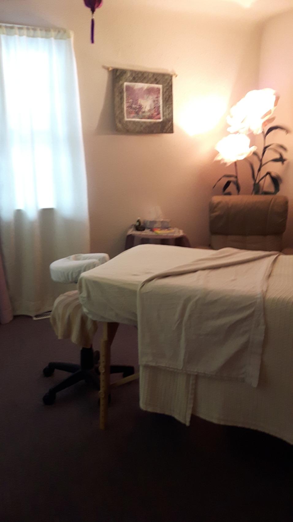 Hidden Messages Treatment Room
