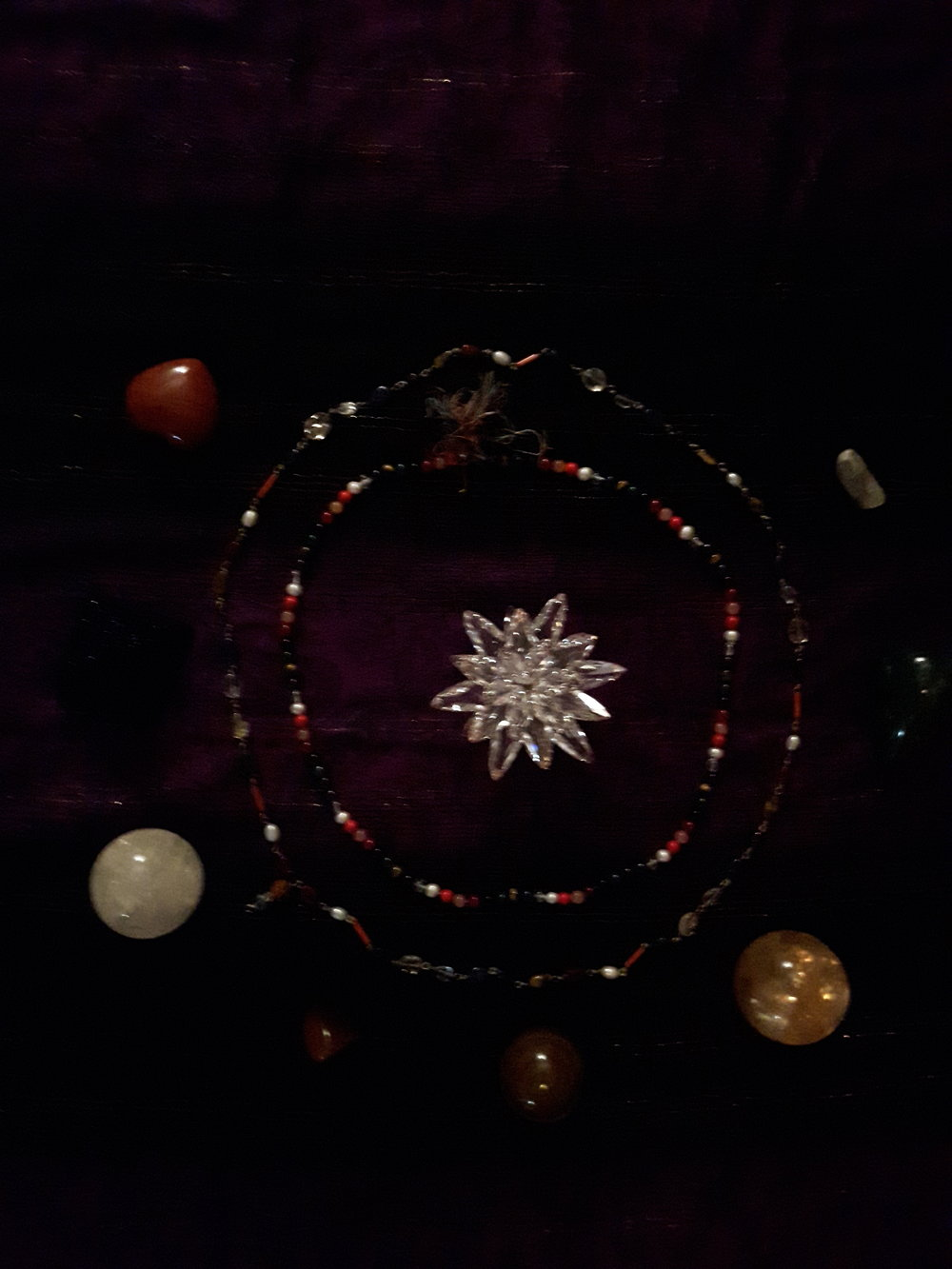 Build your personal astrological mala and learn the mantras to empower it.
