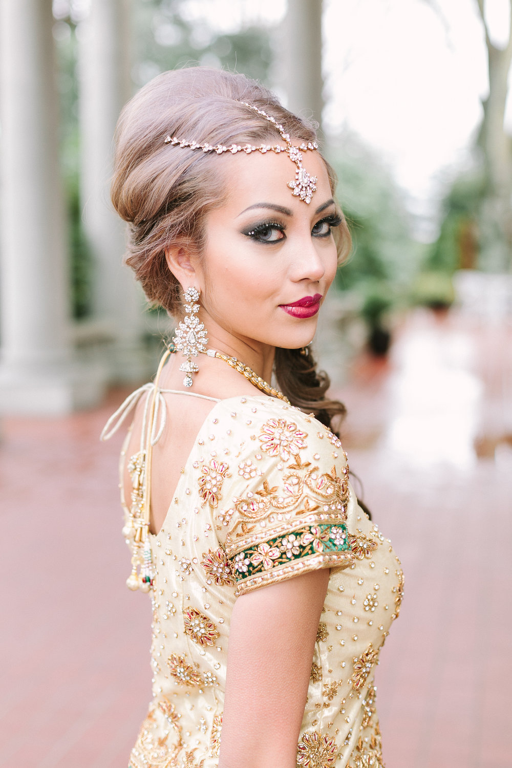 wedding — tianna tran - vancouver makeup artist