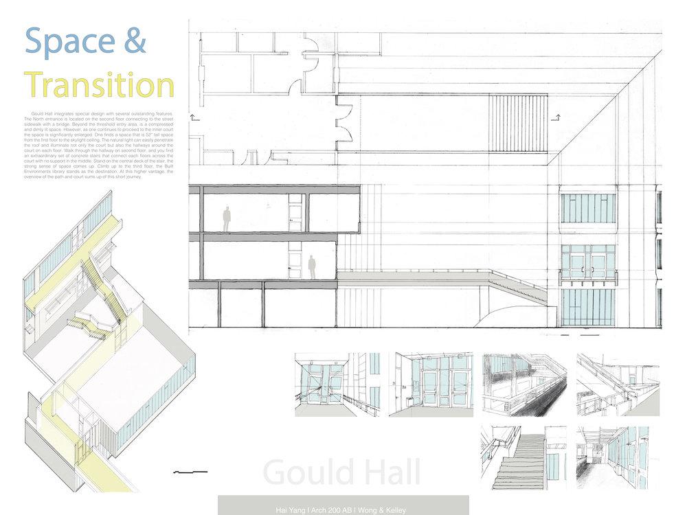 Good Architectural Presentation Poster