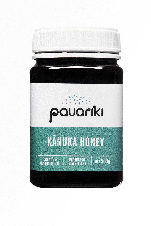 Kanuka Honey Pauariki Honey