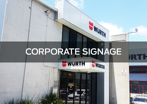 Brandstudio can handle all your signage needs for corporate fit outs. From interior or exterior office and retail fit outs, Brandstudio can manage the process from design to installation with no fuss.