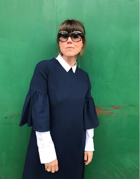 Peep Eyewear Meets Knickers Models Own