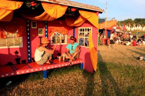 Peep Eyewear Glastonbury Festival