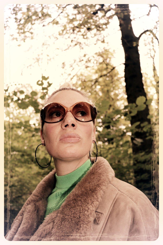 Peep Eyewear, Vintage Sunglasses, 1970s, Dawn, Autumn Winter Collection