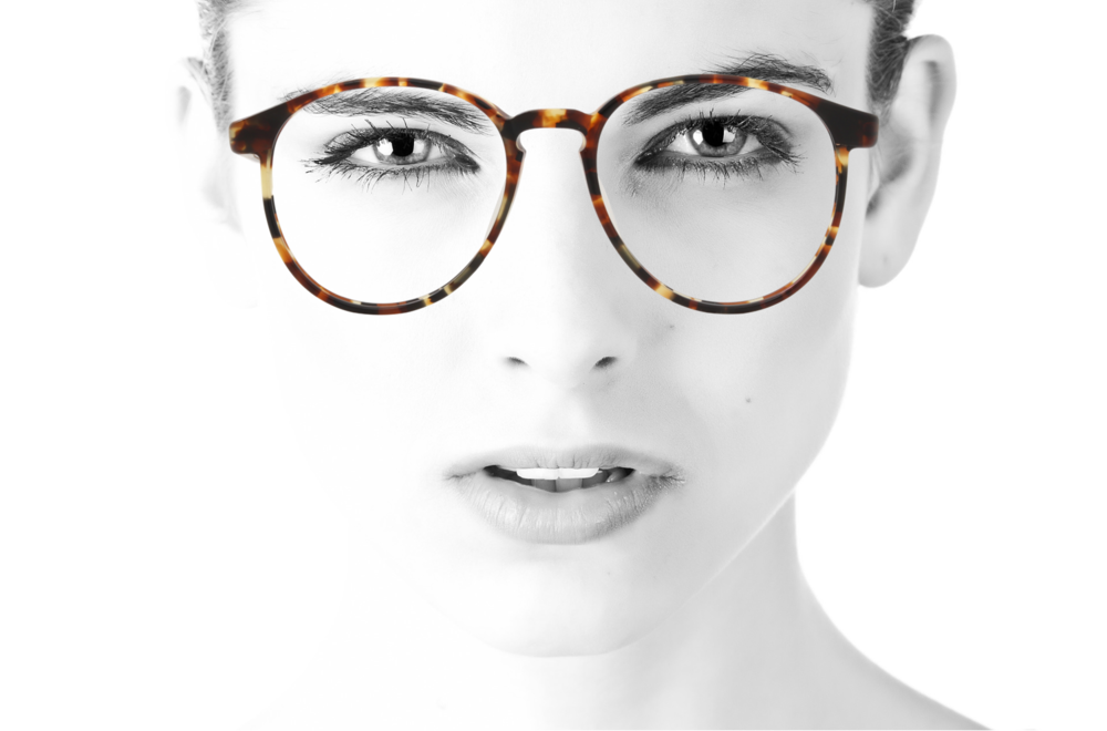 Peep Eyewear Virtual Try On, Downloadable images, Examples of frames being worn (3).png
