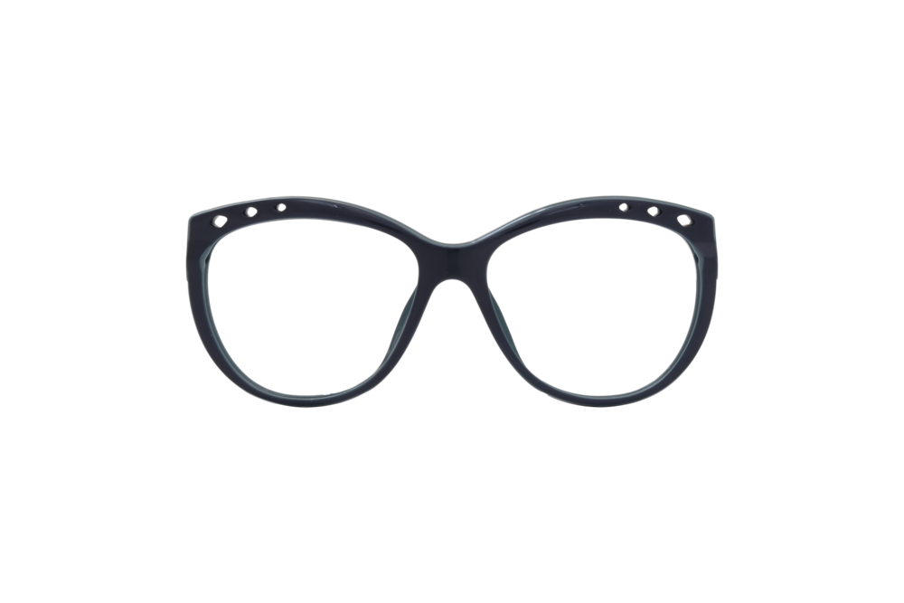 Peep Eyewear, Large Deep Cat Eye Shape, Virtual Try On